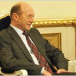 Presedintele Romaniei Traian Basescu